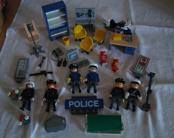 Lot of playmobil