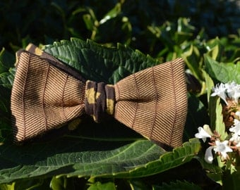 Maple Syrup Bowtie