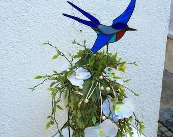 bird garden decor | etsy