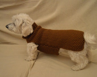 small dog coat wool very silky and hot