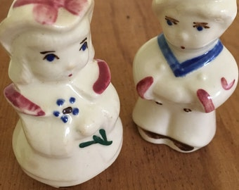 Shawnee Salt & Pepper Set