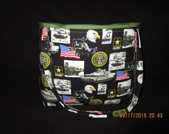 US Army Handbag