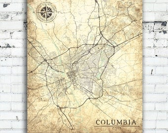 Columbia Sc Etsy