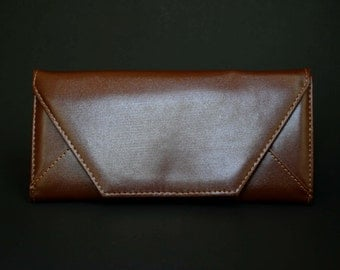 Womens Wallet, Brown Wallet, Leather Wallet, Coffee Wallet, Coffee Purse, Brown Leather Wallet, Brown Leather Purse.