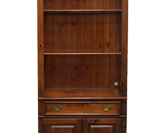 "LEXINGTON FURNITURE 30"" Lighted Display Wall Unit Cabinet 303-697"