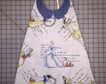 Sparrow Disney Princess dress