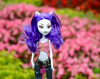 Handmade Monster High dolls clothes / Monster high doll / Monster Hight Outfit / Ever After High doll Clothes / monsters high custom clothes