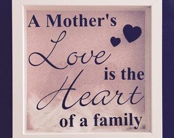 Mother's Love Frame