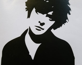 Billie Joe Armstrong Vinyl Decal
