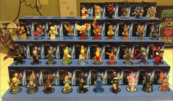 Lego Dimensions Display Stands 40 Slots FREE SHIPPING