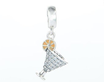 Sterling Silver Margarita with Lime