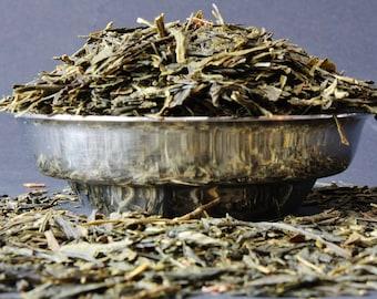 Japanes Sencha - Green Tea - Tea - Green Tea - Loose Leaf Sencha Tea - Loose Leaf Tea - Tea - Tea Gift