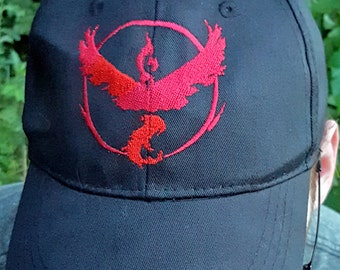 Team Hats - Red