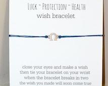 Lucky Shoe Wish Bracelet