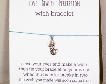 Mermaid Wish Bracelet