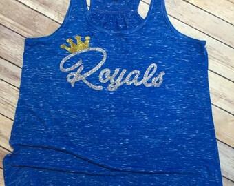 Royals, Royals Baseball, Kansas City Royals, Kansas City Tank, Royals Tank, Royals Youth, Royals Tee