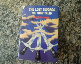 The Lost Swords Hardcover Book by Fred Saberhagen