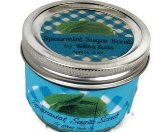 Sugar Scrub - Spearmint