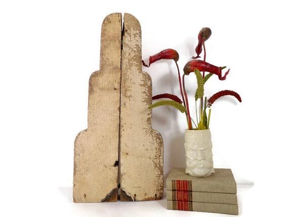 Antique Corbels Large Wood Corbels Vintage Corbels