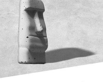Easter Island - MOAI - concrete