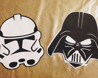 Star Wars decors