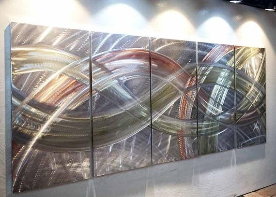 Schilderen op aluminium metalen schilderij kunst aan de muur for Schilderij op aluminium