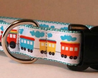 Train Dog Collar