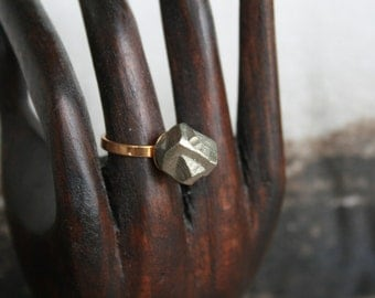 Pyrit Ring
