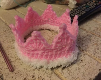 Baby Princess Crown