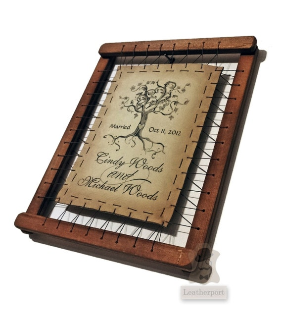 12 Wedding Anniversary Gift Ideas: Family Tree Print 12th Anniversary 12 Year By Leatherport