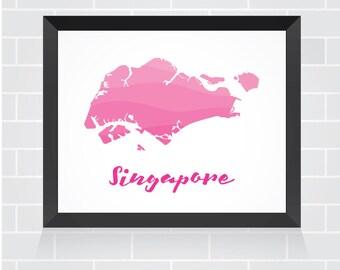Singapore shops Etsy
