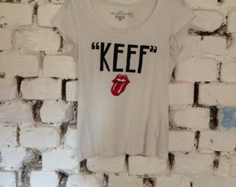 "Keith Richards ""Keef"" T-shirt"