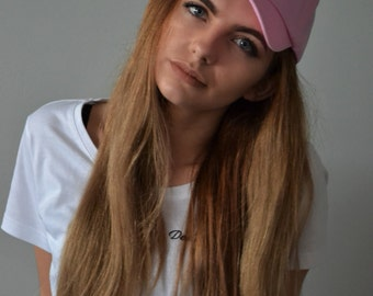 Too sassy for you embroidered pink cap