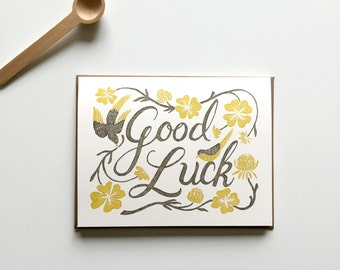 Good Luck_Floral Moments