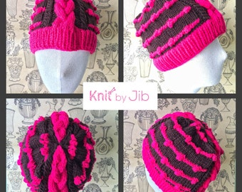 Mohawk Hat Pattern