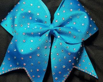 Blue Cheer Bow