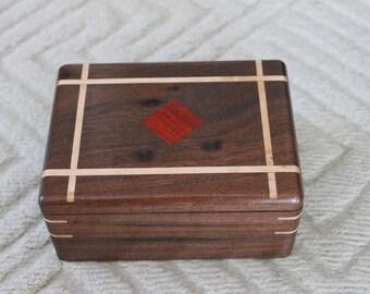 Handmade Jewelry, Keepsake box.