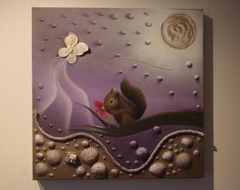 Baby Squirrel 320.00