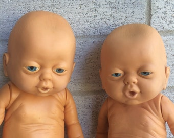 Berjusa Anatomically correct Baby dolls, Berjusa Doll Set, Berjusa Boy and girl, Anatomically correct Dolls, 80s Baby dolls, Newborn dolls