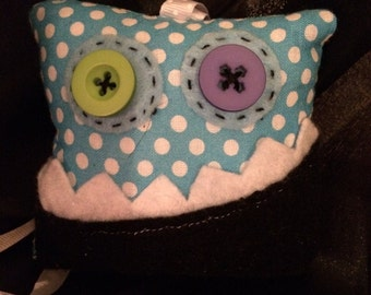 Tooth Monster - Tooth Fairy Pillow 12