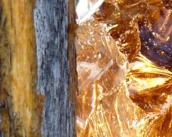 "Fine Art Photography, Abstract,8X12"" or 16x24"", Crystal Macro III"