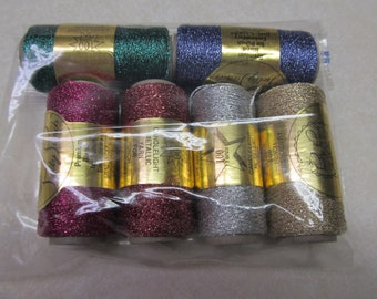 Pretty Punch CandleLight Punch Needle Embroidery Thread (1)