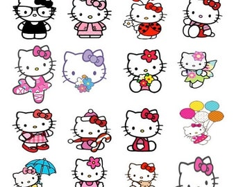 On Sale Hello Kitty Stickers