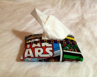 Star Wars tissue cover!