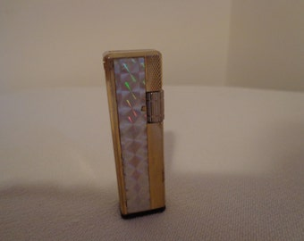 Vintage Goldtone Cigerette Lighter