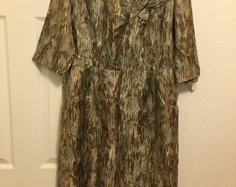 1965 A Mendel Creation Dress