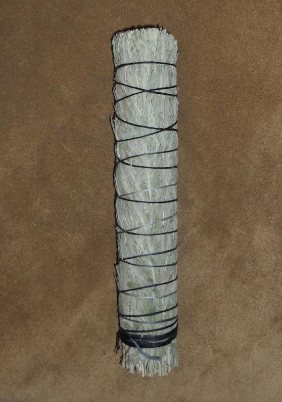 how to make rosemary smudge sticks