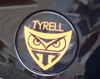 Blade Runner - Tyrell Logo - Vinyl Decal - Multiple Colors