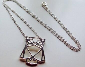 Sale | Origami | Owl | Geometric | Woodland | Pretty | Cute | Necklace
