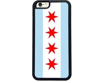 Chicago Flag Phone Case